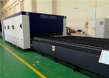 2KW Stainless Steel Laser Cutting Machine for Metal Sheet , 120m/Min Speed