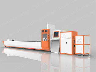 500W CNC Laser Cutting Machine Fiber Laser Cutting System High Efficiency