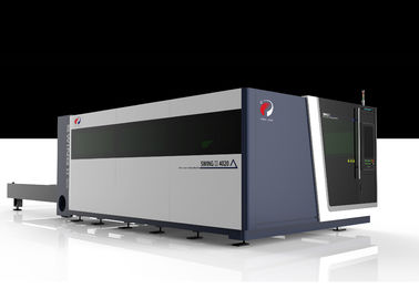 4000W CNC Fiber Laser Cutting Machine High Power CE ISO Certificate